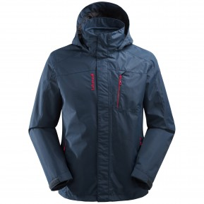 ACCESS 3in1 FLEECE JKT Bleu  Lafuma