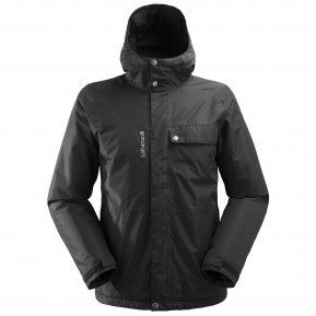 ACCESS WARM JKT Noir Lafuma