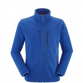 TECHFLEECE F-ZIP M Bleu Lafuma
