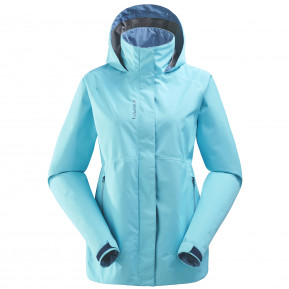 WAY GTX ZIP-IN JKT W Turquoise Lafuma