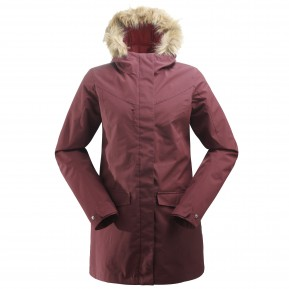 LD ROCKLAND 3in1 PARKA Rouge Lafuma