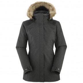 LD CONEY 3in1 PARKA Noir Lafuma