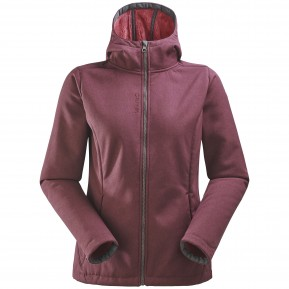 LD MACHABY SOFTSHELL Rouge Lafuma