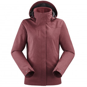 CALDO HEATHER 3in1 JKT W Rouge Lafuma