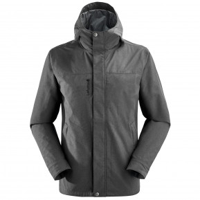 TRAVELLER ZIP-IN JKT Gris Lafuma