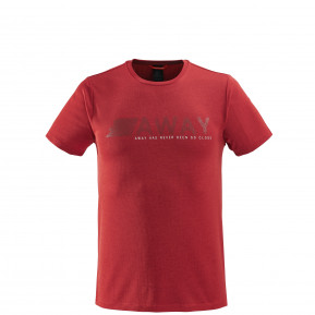 SHIFT TEE Rouge Lafuma