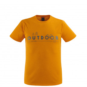 SHIFT TEE Jaune Lafuma