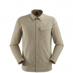 SHIELD SHIRT M BEIGE Lafuma