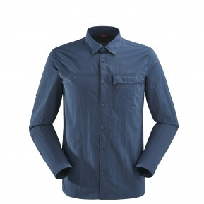 SHIELD SHIRT M BLEU Lafuma