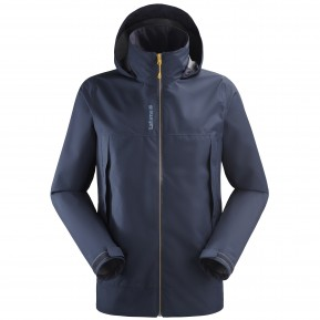 WAY GORE-TEX ZIP-IN JKT M BLEU Lafuma