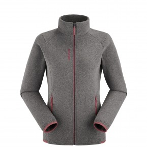 TECHFLEECE F-ZIP W NOIR Lafuma