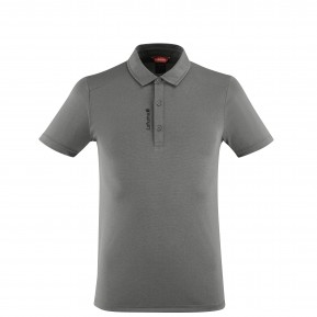 SHIELD POLO M GRIS Lafuma