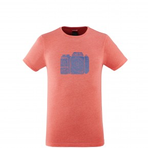 ADVENTURE TEE M ORANGE Lafuma