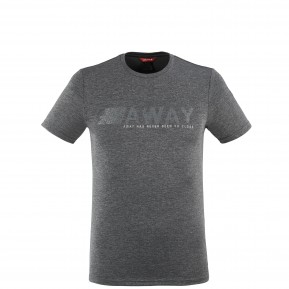 SHIFT TEE M GRIS Lafuma