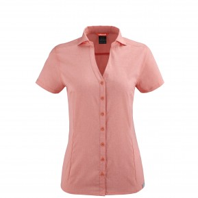 AIR SHIELD SHIRT W ROSE Lafuma