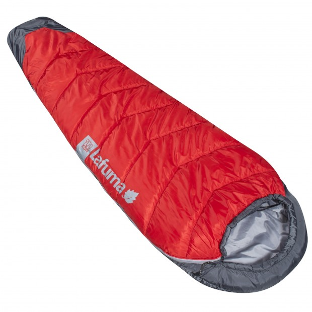 Sleeping bag YUKON 0° Red Lafuma