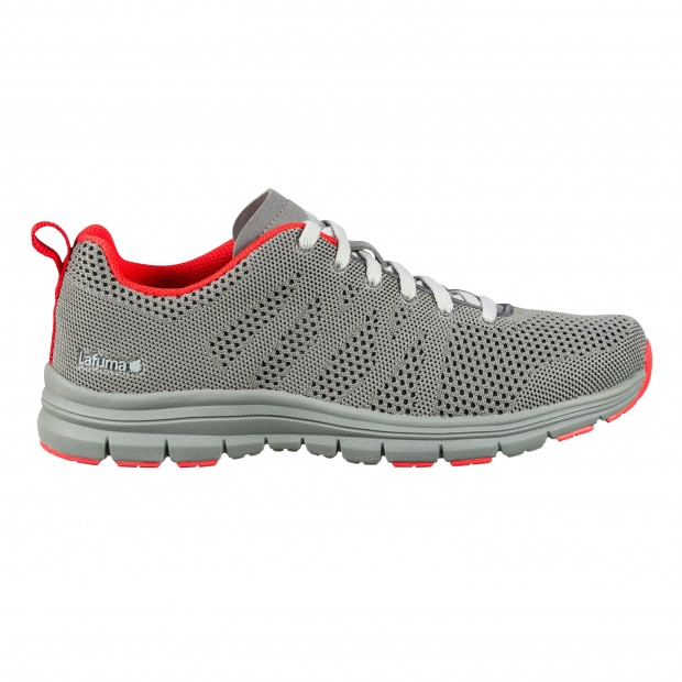 Low cut shoes - women LD ESCAPER KNIT Grey Lafuma