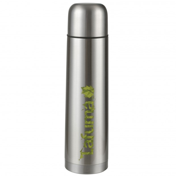 Stainless steel insulated bottle THERM 75 Grey Lafuma
