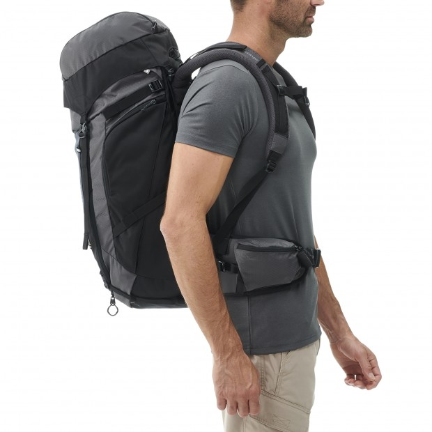 Backpack - 50L ACCESS 50+10 BLACK Lafuma 3