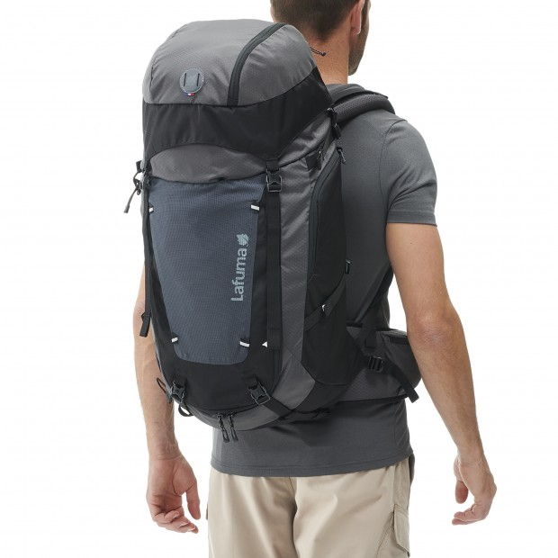 Backpack - 50L ACCESS 50+10 BLACK Lafuma 4