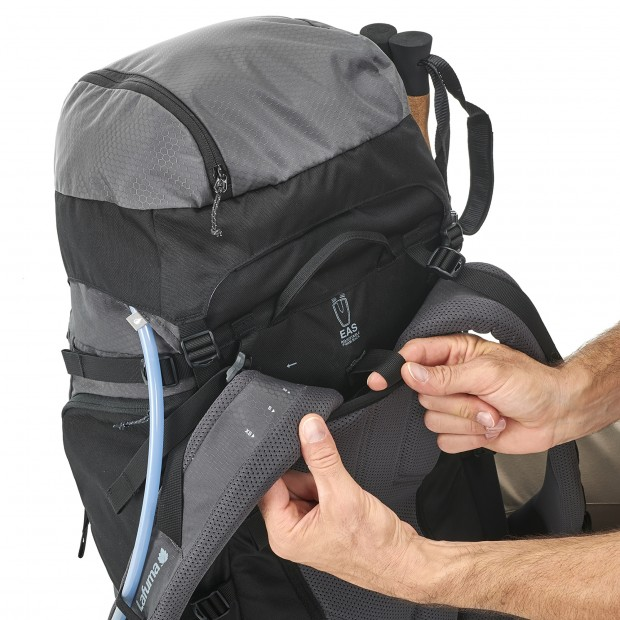 Backpack - 50L ACCESS 50+10 BLACK Lafuma 7