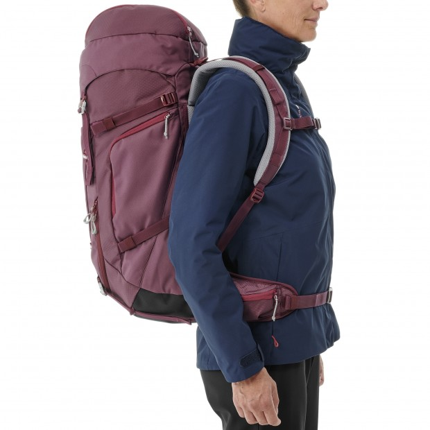 Backpack -Women - 40L ACCESS 40 W VIOLET Lafuma 3