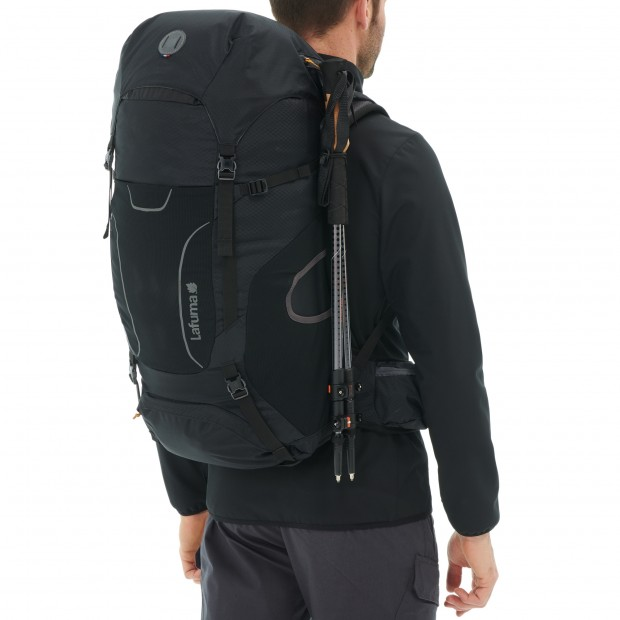 Backpack - 38L WINDACTIVE 38 BLACK Lafuma 6