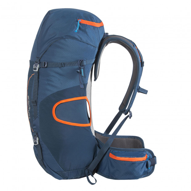 Backpack 38 liters - breathable WINDACTIVE 38 Blue Lafuma 3