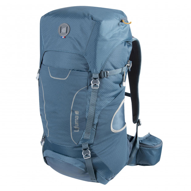 Backpack 38 liters - breathable WINDACTIVE 38 Blue Lafuma