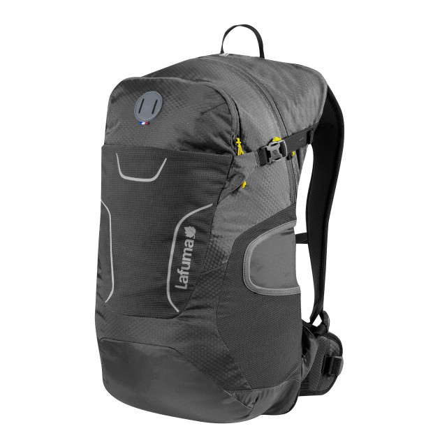 Backpack 24 liters - breathable WINDACTIVE 24 ZIP Black Lafuma