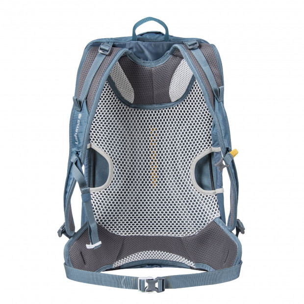 Backpack 24 liters - breathable WINDACTIVE 24 ZIP Black Lafuma 2