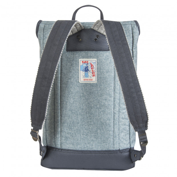 Urban backpack L'ORIGINAL FLAP Blue Lafuma 2