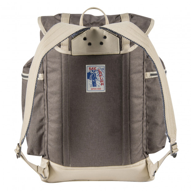 Urban backpack L'ORIGINAL 2P RABAT Brown Lafuma 2