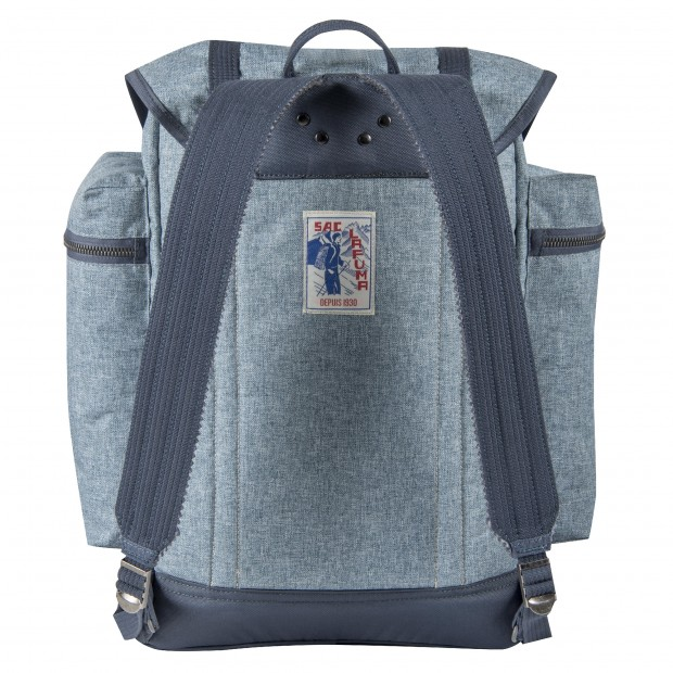 Urban backpack L'ORIGINAL 2P RABAT Blue Lafuma 2
