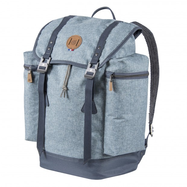 Urban backpack L'ORIGINAL 2P RABAT Blue Lafuma