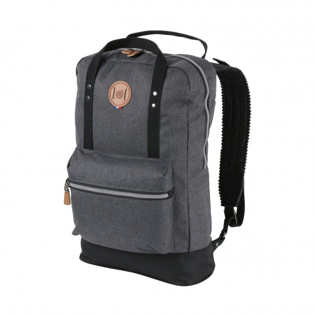 Backpack L'ORIGINAL ZIP W BLACK Lafuma