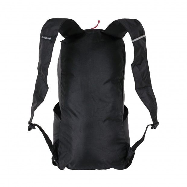 Ultra-packable Backpack - BLACK ACTIVE PACKABLE Lafuma 2