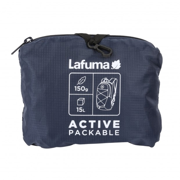Backpack - packable - MARINE ACTIVE PACKABLE Lafuma 3