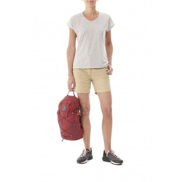 Ultra-packable Backpack - RED ACTIVE PACKABLE Lafuma 4
