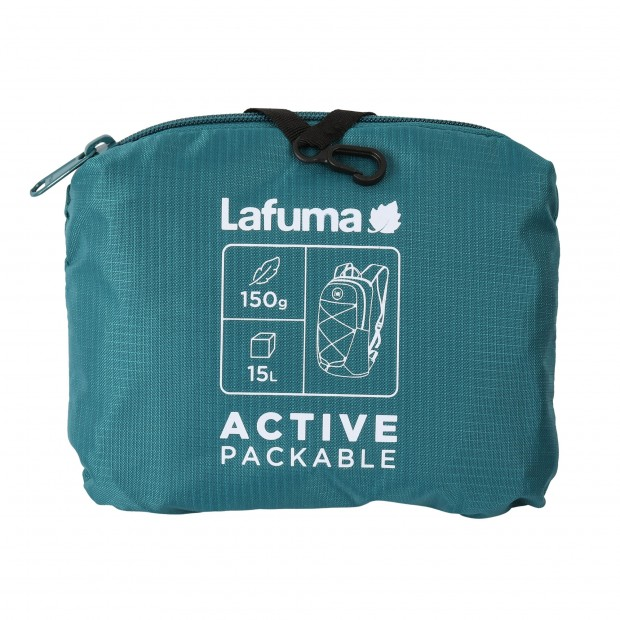 Ultra-packable Backpack - GREEN ACTIVE PACKABLE Lafuma 3