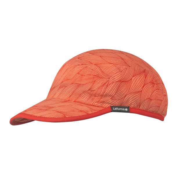 Women hiking Headwear LD LIGHT CAP Red Lafuma ... 6c156cda48b