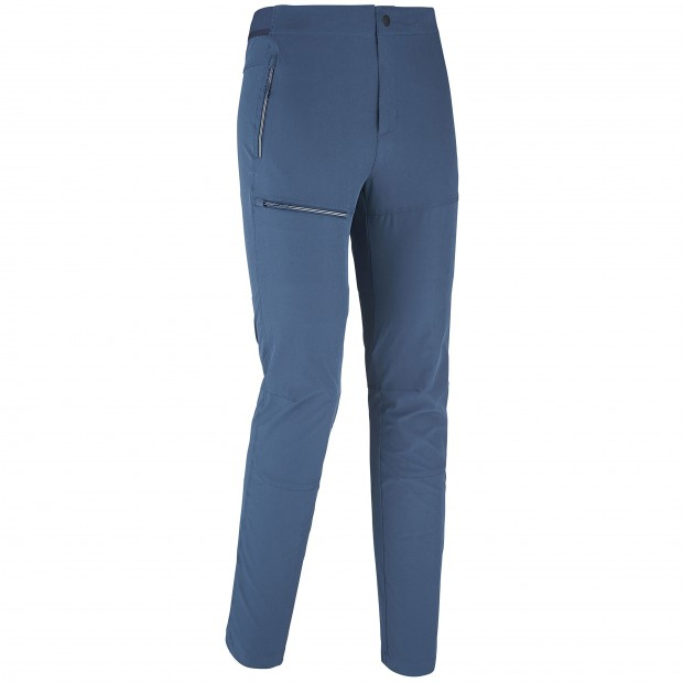Light pant - Men SKIM PANTS Blue Lafuma