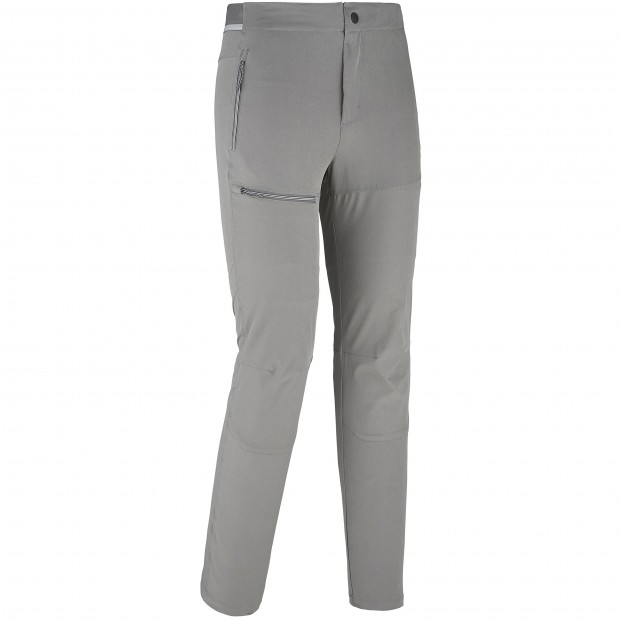 Light pant - Men SKIM PANTS Grey Lafuma
