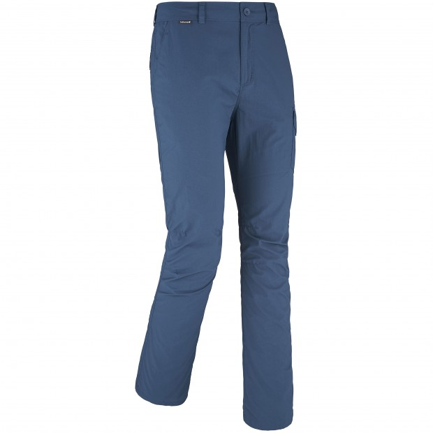 Men hiking Pant ACCESS CARGO PANTS Blue Lafuma