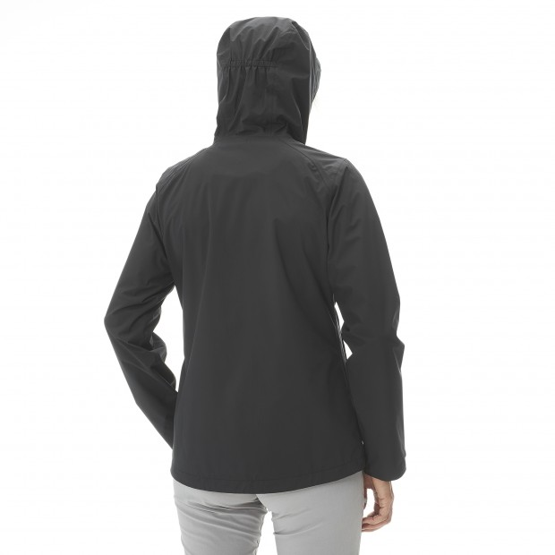 Mix and match jacket - women LD SKIM ZIP-IN JKT Black Lafuma 5