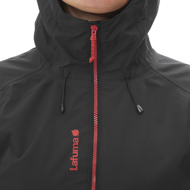Mix and match jacket - women LD SKIM ZIP-IN JKT Black Lafuma 6