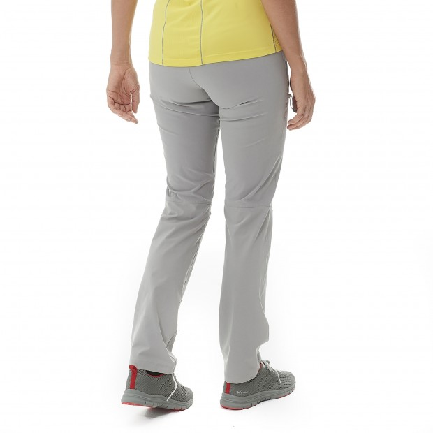 Pant - Women SKIM PANTS W GREY Lafuma 3