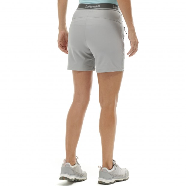Women hiking Short LD SKIM SHORT Red Lafuma 3