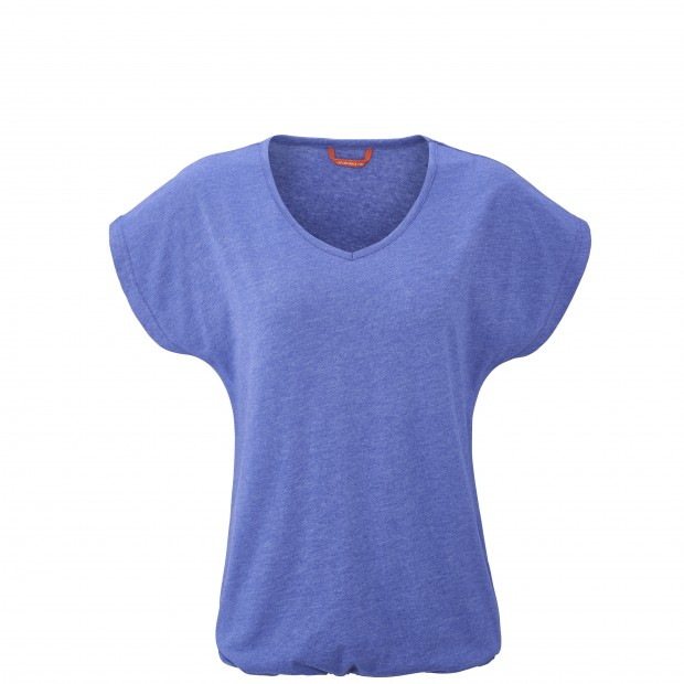 Women urban Tee-Shirt LD NEW TEE Blue Lafuma