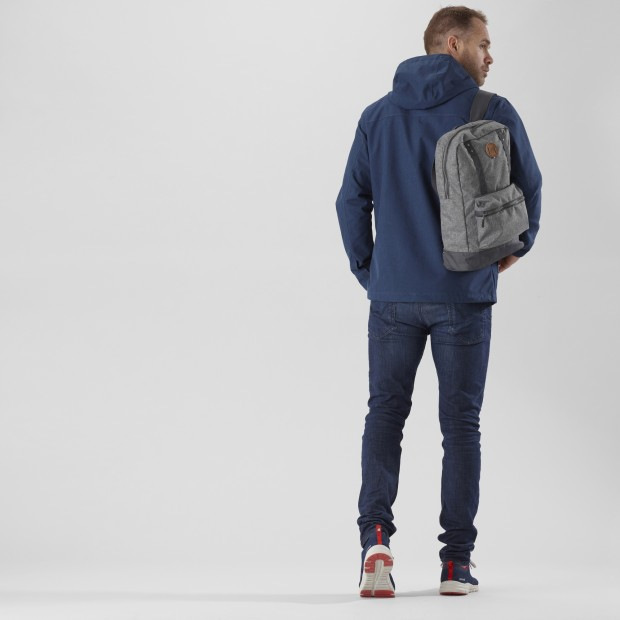 TRAVELLER JKT Blue Lafuma